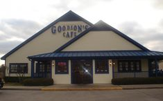 """Goodson's Cafe in Tomball, Texas.  Billed as the """"Home of the best Chicken Fried Steak in Texas""""....I can confidently say it's amazing!  And be prepared for Texas Sized, """"Everything is bigger in Texas"""" portions!   I highly recommend washing it down with a huge glass (filled to the brim with ice) sweat tea!  Come prepared and with a huge appetite!   You won't be disappointed!"""