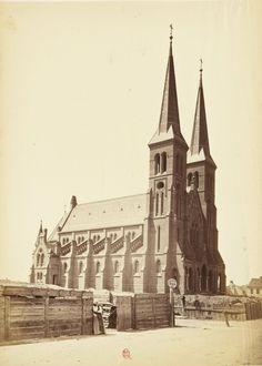Church Vienna, Old Photos, Cathedral, Building, Travel, Antique Photos, Voyage, Vintage Photos, Buildings