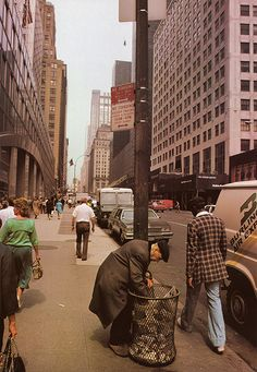 42nd Street ~ New York City ~ May 1982
