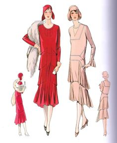 Fashion Design 1800-1940. The Pepin Press, Amsterdam. 2001. p. 354    #fashion #30s #1930s #thirties