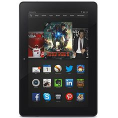 "Discounted Kindle Fire HDX 8.9"", HDX Display, Wi-Fi and 4G LTE, 32 GB - Includes Special Offers (Previous Generation - 3rd)"
