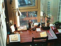 my desk | Flickr