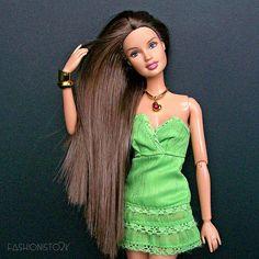 1523e8029 35 Amazing Barbie Dolls (Raquelle Facemold) images