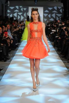 Georges Chakra Couture Spring-Summer 2013 Flip-Zone