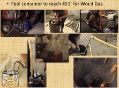Wood Gas can power electric battery banks, cars and most appliances. Heat wood to 451 degrees with this wood gasifer, convert trees into sustainable gasoline alternative