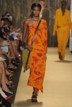 MIchael Kors RTW #NYFW Spring 2012 , So many amazing colors, and a little safari/badass mixed in!