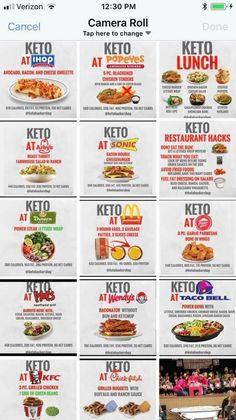 Keto/healthier on the go