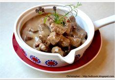 Gulasz wołowy - DoradcaSmaku.pl Polish Recipes, Polish Food, Penne, Grilling, Tacos, Beef, Cooking, Ethnic Recipes, Dinners