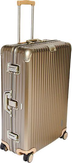 """Rimowa   Topas Titanium 32"""" Multiwheel® Suitcase$1,560"""
