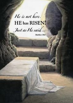 The Saving Revelation. The Foundation to all that we surely know and believe in Christ Jesus. Bible Verses Quotes, Bible Scriptures, Croix Christ, La Résurrection Du Christ, He Has Risen, Jesus Has Risen, Christ Is Risen, Jesus Loves, True Words