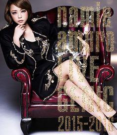 CDJapan : namie amuro LIVEGENIC 2015-2016 Namie Amuro Blu-ray