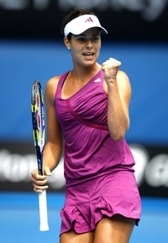 A runner-up at the 2007 Roland Garros and 2008 Australian Open, Ivanovic has captured 11 career titles. She closed 2010 with titles in Linz and Bali and successfully defended her Bali title in One of the most photographed female players in the world Ana Ivanovic, Professional Tennis Players, Sport Tennis, Australian Open, Height And Weight, Weight Loss Program, Female, Sexy, Olympus