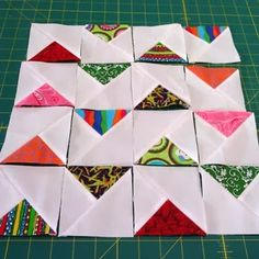 Orlando Modern Quilt Guild: May 2012 Block of the Month