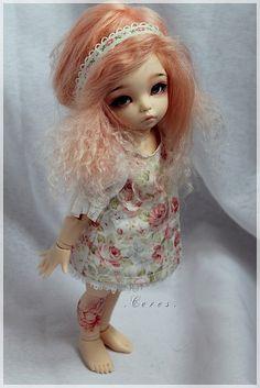 Emmie (Littlefee Ante) by Ceres ♥ Pretty Dolls, Cute Dolls, Beautiful Dolls, Blythe Dolls, Barbie Dolls, Dolly World, Cheap Dolls, Dream Doll, Hello Dolly