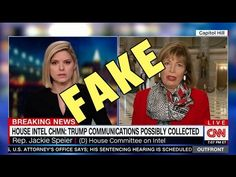 """Congresswoman Jackie Speier was """"live"""" on both CNN and MSNBC at the same time, talking with two different people, which is of course impossible. The investig..."""