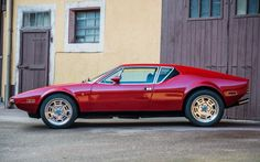 1971 De Tomaso Pantera - Pre-Série (Only 62) | Classic Driver Market