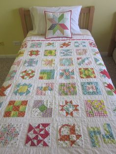 Farmers Quilt...vintage beauty!