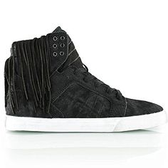 Supra Nocturne Skate Shoe  Womens BlackZebraWhite 95 -- You can get additional details at the image link.