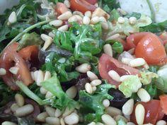 Een frisse salade