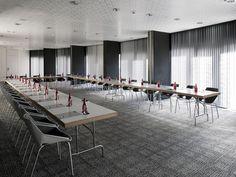 Sala de reunión del hotel Barceló Raval