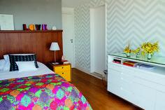 4 ideias para se inspirar na hora de decorar com papel-de-parede