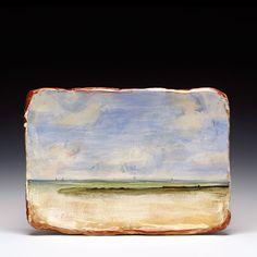 Schaller Gallery : Artist : Mary Briggs : Large Platter