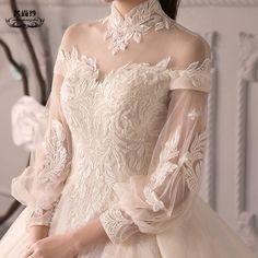Wedding dresses boho and wedding dresses ball gown empire Fantasy Wedding Dresses, Fantasy Dress, Wedding Gowns, Wedding Lace, Mermaid Wedding, Mermaid Dresses, Bridal Dresses, Pageant Dresses, 15 Dresses