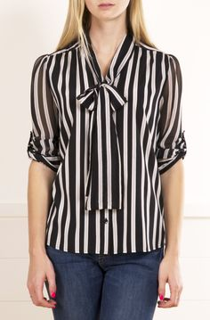 ALICE + OLIVIA BLOUSE @Michelle Coleman-HERS