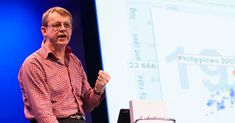 Researcher Hans Rosling uses his cool data tools to show how countries are pulling themselves out of poverty. He demos Dollar Street, comparing households of varying income levels worldwide. Then he does something really amazing.