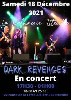 Heavy Metal Bands, Concert, Revenge, Dark, Concerts, Metal Music Bands