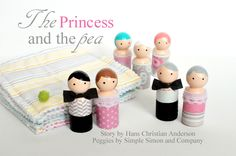 Ucreate: The Princess and the Pea by Simple Simon and Co