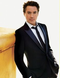 Robert Downey, Jr.  LOVE him!!