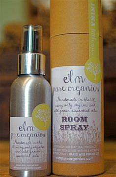 Organic Luxurious Interior Scent 100ml. Using by elmpureorganics