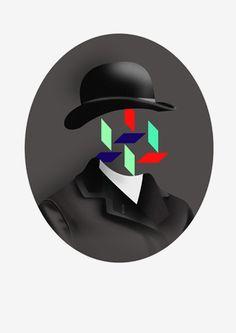 Mr L'Agent / Illustration / Emily Forgot / Form