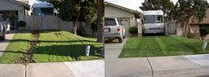 Drivable Grass® Permeable Pavers Project Gallery, RV Parking