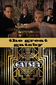 The Great Gatsby & The #ArtDeco #InteriorDesign Period