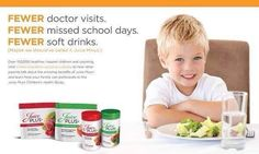 Established in 1999, the Children's Health Study is a large-scale, multiyear survey designed to formally document the positive effects Juice Plus+ has on the health and wellness of families who take it. ... Parental involvement is the key to getting children to adopt good health habits.  THEY COME FREE WITH CAPSULES  #childrenshealth