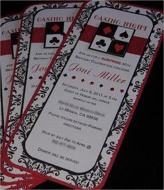 Items similar to casino night invitation on etsy. menu or program for casino or vegas theme! Casino Party Decorations, Casino Party Foods, Casino Theme Parties, Party Themes, Party Ideas, Vegas Theme, Vegas Party, Casino Night Party, Casino Royale
