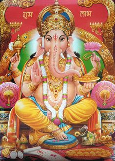Eu Sou Lord Ganesha e saúdo a todos ! Minha mensagem é simples e clara, para todos os que se sintonizarem com a minha energia! Eu Sou o removedor de obstáculos! Eu Sou a riqueza e a prosperidade! Eu Sou aquele que mostra o que era oculto! Eu Sou um caminho que vocês podem seguir e amorosamente estou aqui para lhes guiar. Não deixem que nenhum obstáculo, nenhum temor os afaste da pureza e perfeição que são, tudo está se tornando diferente em suas vidas. Eu Lord Ganesha estou a seu dispor!