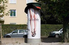 L'enseigne multi-marques de prêt-à-porter Diva by Makole vous propose de jeter un œil sous les jupes des filles.