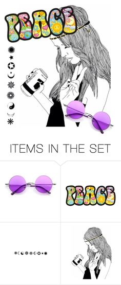 """""""Mood for today ✌🏻💕"""" by autebeth ❤ liked on Polyvore featuring art"""
