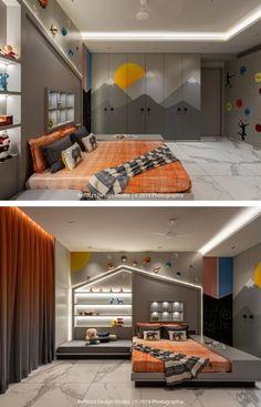 Bedroom Cupboard Designs, Kids Bedroom Designs, Bedroom Closet Design, Bedroom Furniture Design, Kids Room Design, Small Room Bedroom, Home Room Design, Home Decor Bedroom, Teenage Room Designs