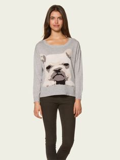 Joie Frenchie Sweater! Never thought I'd see the day <3