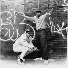 KRS-One & Scott La Rock