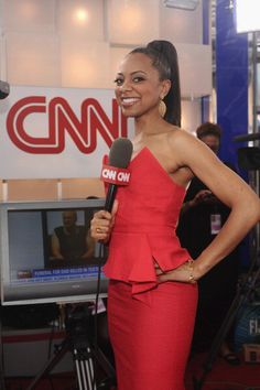 Congratulations to Nischelle Turner on her new job at Entertainment Tonight!