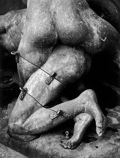Galerie VU - Christer Strömholm series The Wrestlers, Paris, 1958