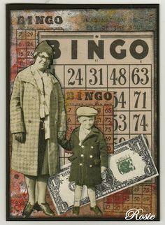 Rosie's Bastelwelt: Bingo