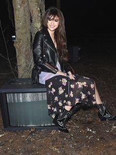 February 13: Selena attending the Coach FW18 Fashion Show in New York City, NY [HQs]