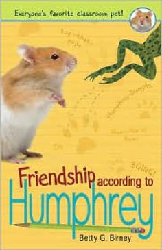 Use This Lesson Plan on Friendship for Students with Social Deficits: Friendship According to Humphrey