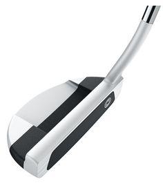 Odyssey - Versa #9 Putter http://www.golfdiscount.com/odyssey-versa-9-putter?v=White